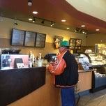Photo taken at Starbucks by Tina B. on 11/1/2012