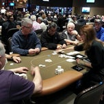 Photo taken at Casino Az Poker Room by lafinguy on 2/3/2013