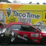 Photo taken at Taco Time NW Headquarters by Taco Time R. on 8/1/2013