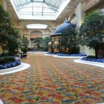 Photo taken at Beau Rivage Resort & Casino by Jan C. on 4/29/2013