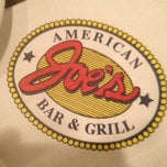 Photo taken at Joe's American Bar & Grill by Melissa on 3/2/2013