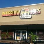 Photo taken at Bungalow Joe's by Sandy P. on 7/2/2013