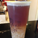 Photo taken at Gong Cha 貢茶 by dindin on 6/21/2013