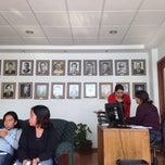Photo taken at Presidencia Municipal Apizaco by Pdro G. on 11/25/2013