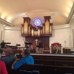 Photo taken at River Road Presbyterian Church by Beau S. on 7/16/2013