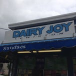 Photo taken at Dairy Joy by Basil K. on 7/9/2013