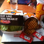 Photo taken at Carl's Jr. by PcSita M. on 3/23/2013