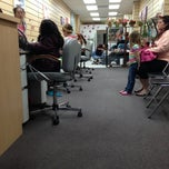 Photo taken at Lili Nails & Spa by Binky B. on 4/12/2013