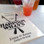 Photo taken at Harpoon Willy's by Bill P. on 7/14/2013