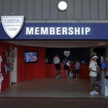 Photo taken at USTA Membership - US Open by US Open Tennis Championships on 8/27/2013
