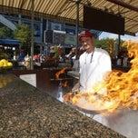 Photo taken at Wine Bar Food (Arthur Ashe Stadium) - US Open by US Open Tennis Championships on 8/27/2013