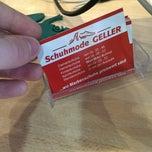 Photo taken at Schuhmode Geller by Julian on 5/13/2013