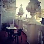 Photo taken at Hostal Venecia by Mari trini G. on 7/5/2013