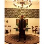 Photo taken at Plataran Borobudur Resort & Spa by ade satya n. on 2/26/2015