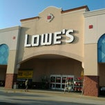 Photo taken at Lowe's Home Improvement by Mari L. on 2/24/2013