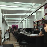 Photo taken at Brasserie T by Jean-Marc D. on 3/7/2013