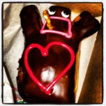 Photo taken at Voodoo Doughnut by Vidhya I. on 4/30/2013