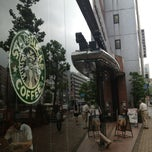 Photo taken at Starbucks Coffee 茅場町店 by Analinism L. on 9/8/2013