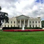 Photo taken at The White House by Daryl W. on 7/5/2013