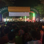 Photo taken at โรงเรียนราษฎร์บำรุงศิลป์ by Kitti P. on 12/4/2014
