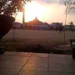 Photo taken at Alun Alun Tegal by Indry A. on 9/22/2012