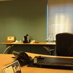 Photo taken at Regus by Siân G. on 10/12/2012