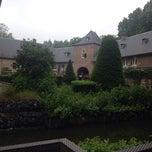 Photo taken at Van der Valk Hotel Kasteel Terworm by Mashenka A. on 5/27/2014
