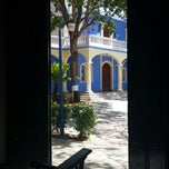 Photo taken at Iglesia Cristo del Buen Viaje by Beatriz P. on 7/24/2014