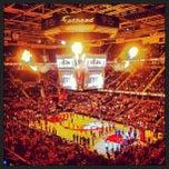 Photo taken at Quicken Loans Arena by Jon M. on 1/30/2013