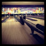 Photo taken at AMF Pikesville Lanes by Edward B. on 8/31/2013