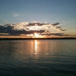 Photo taken at white sand lake by Shandolynn F. on 8/19/2013