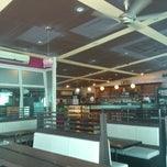 Photo taken at Cheezbox Cafe & Restaurant by Rosman H. on 3/19/2013