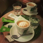 Photo taken at Greentree Caffe by Andrej S. on 4/21/2013
