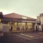 Photo taken at 鶯谷駅 (Uguisudani Sta.) by makio M. on 10/14/2012