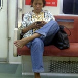 Photo taken at Commuter Line JKT-Serpong by Andrie on 7/12/2013