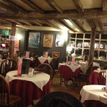 Photo taken at The Polly Tearooms by Maryam K. on 1/11/2013
