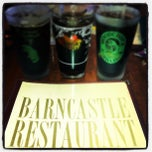 Photo taken at BarnCastle Restaurant by Melissa C. on 2/24/2013