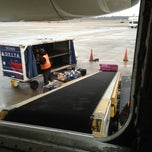 Photo taken at Gate C48 by Edwin D. on 1/12/2013