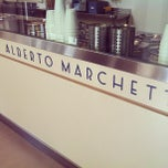 Photo taken at Alberto Marchetti by Scott K. on 7/9/2013
