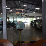 Photo taken at Perodua Sales & Service Center by zara s. on 12/31/2014