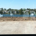 Photo taken at Lake outside of Publix by Maurice W. on 3/2/2013