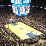 Photo taken at Amway Center by Osvaldo V. on 3/12/2013