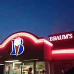 Photo taken at Braum's by Melissa K. on 5/26/2013