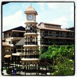 Photo taken at Pullman Putrajaya Lakeside by Chique 리아나 A. on 11/21/2012
