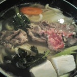 Photo taken at Shabu Nobu by Meta D. on 2/11/2013
