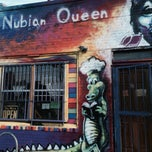 Photo taken at Nubian Queen Lola Cajun by Cici L. on 8/3/2014