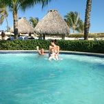 Photo taken at Barcelo Premium Pool by Vladimir M. on 3/13/2013