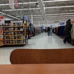 Photo taken at Walmart by Mel K. on 2/1/2013