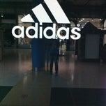 Photo taken at ADIDAS by Cesar S. on 8/6/2013