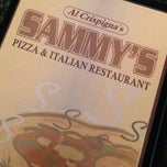 Photo taken at Sammy's Pizza by Jim P. on 7/3/2013